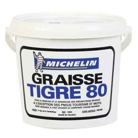 Graisse tigre Michelin 4 kg