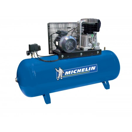 Compresseur Michelin 500 L (7.5 cv - 10 bars)