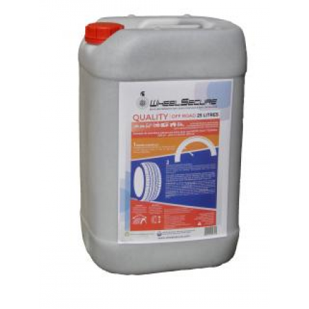 Gel anti crevaison Wheelsecure Quality 25L