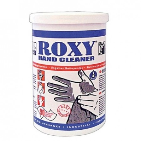 Lingettes Roxy Hand Cleaner